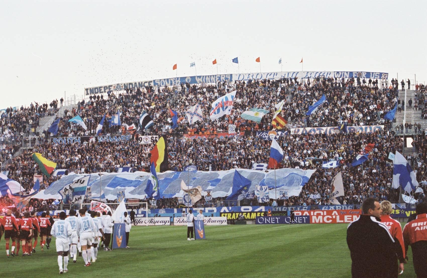 OM-Guingamp saison 2002-2003