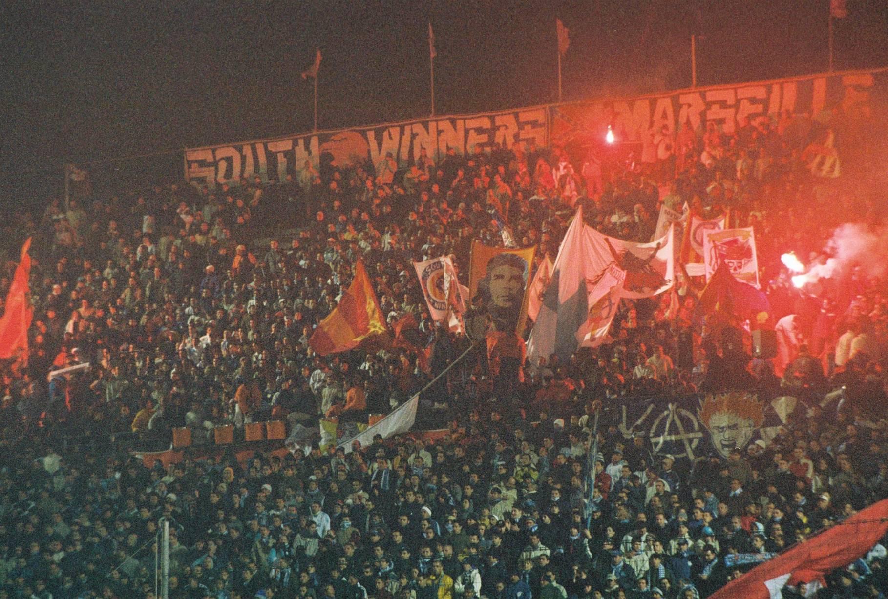 OM-Sochaux saison 2002-2003