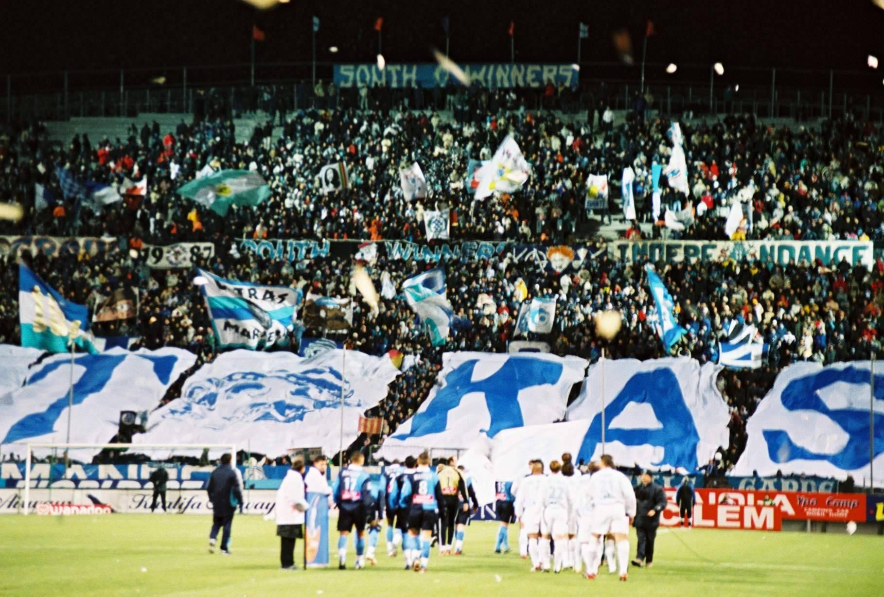 OM-Le Havre saison 2002/2003