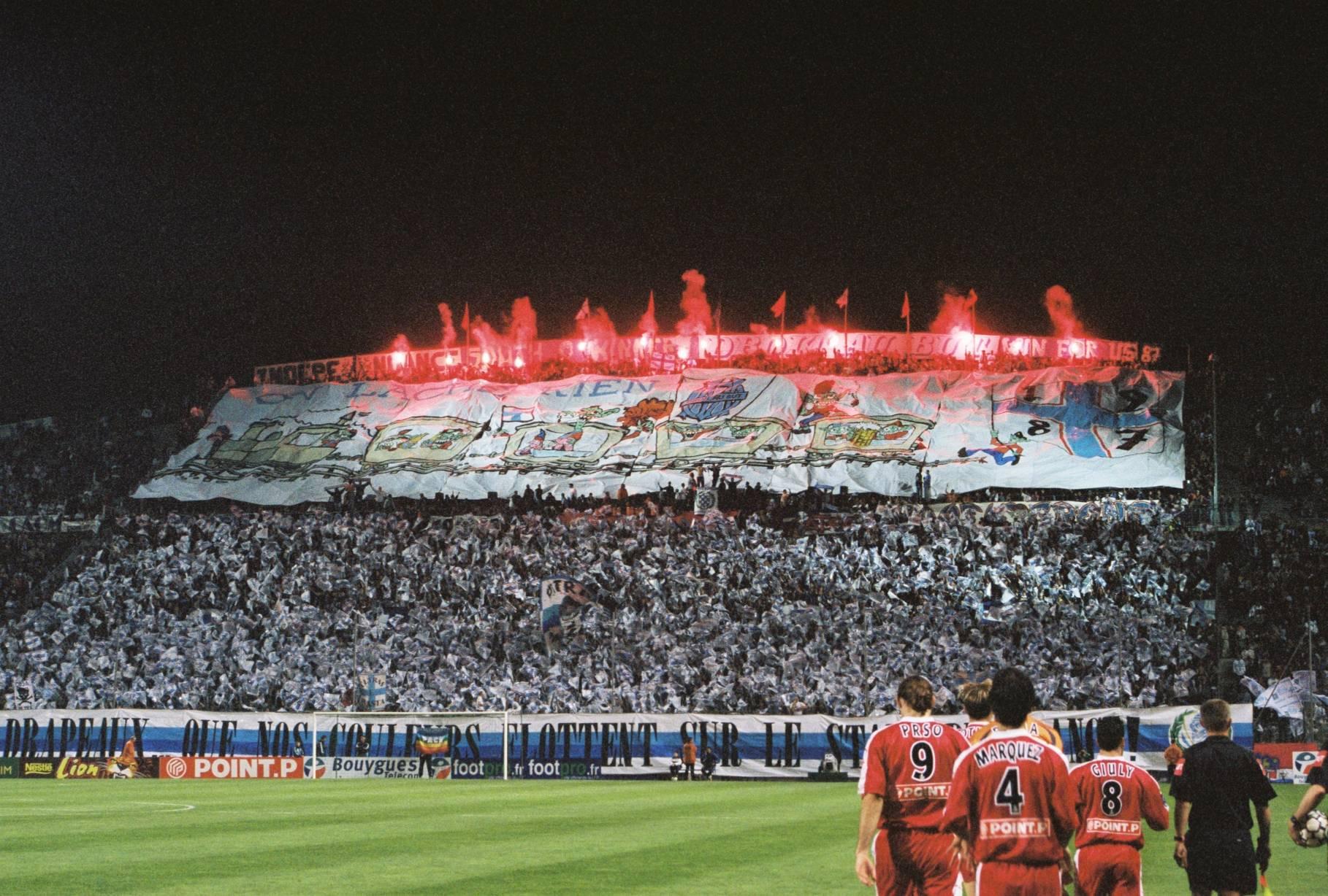 OM-Monaco coupe de la ligue saison 2002-2003