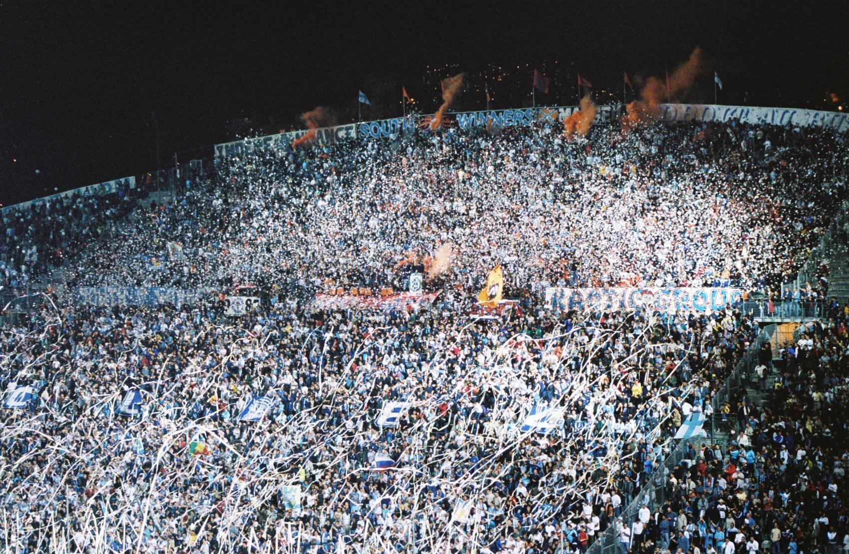 OM-Nice saison 2003/2004