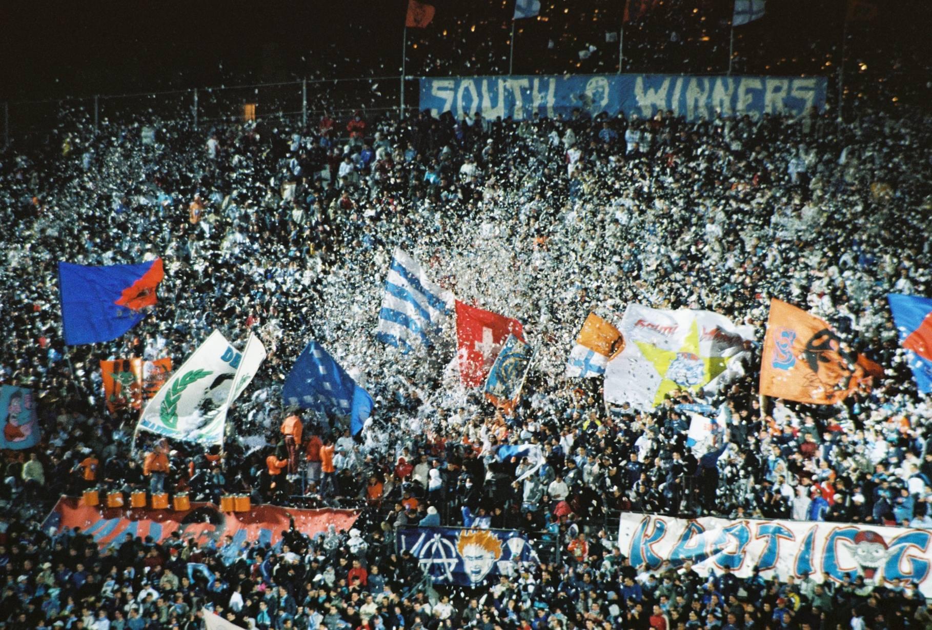 OM-Bastia saison 2003/2004