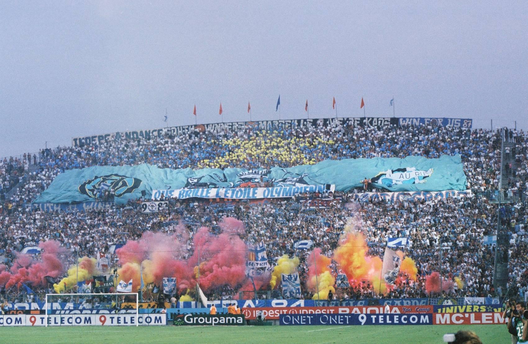 OM-Auxerre saison 2003/2004