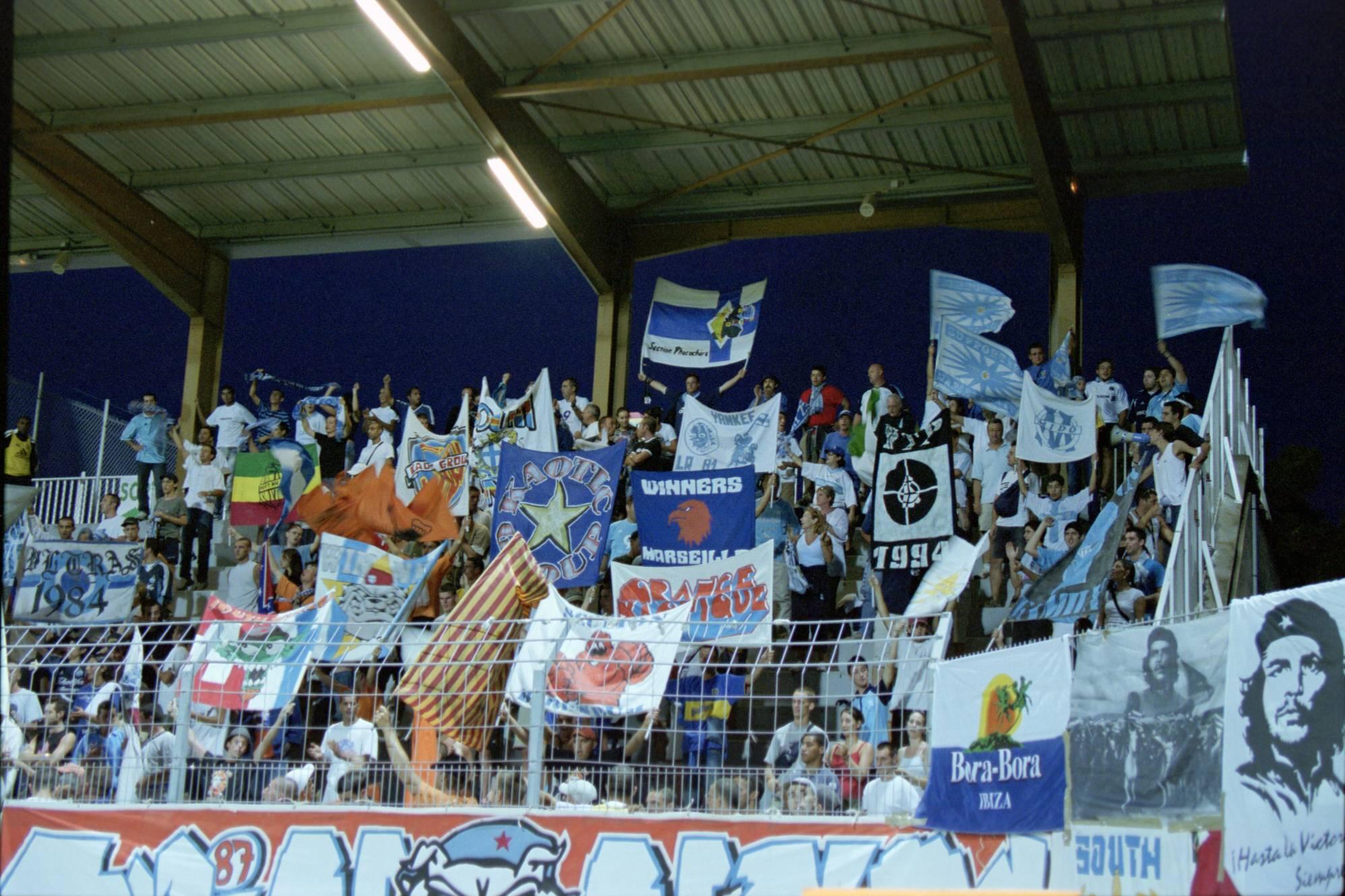 Ajaccio-OM saison 2003/2004