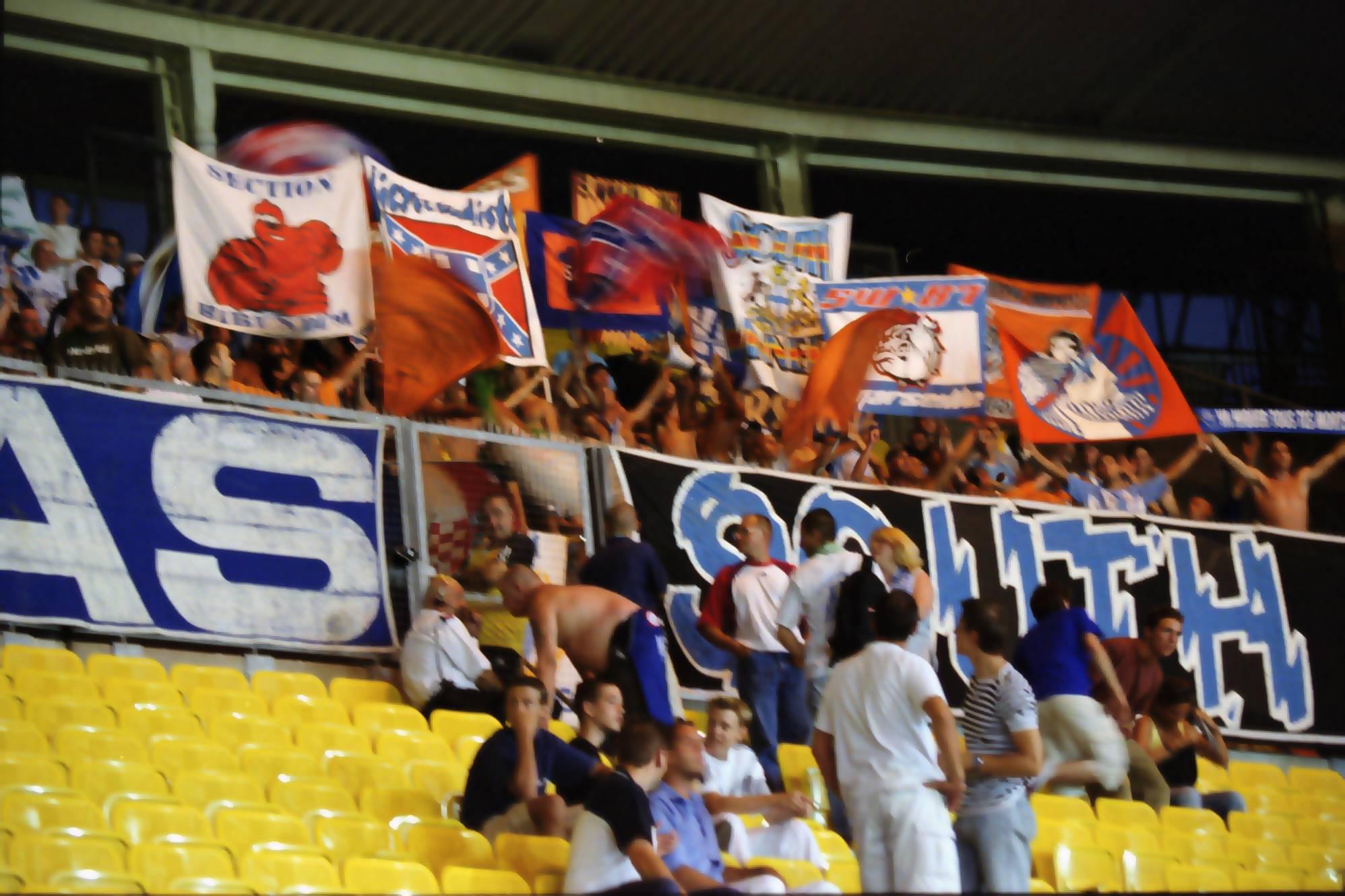 Austria Vienne-OM saison 2003/2004