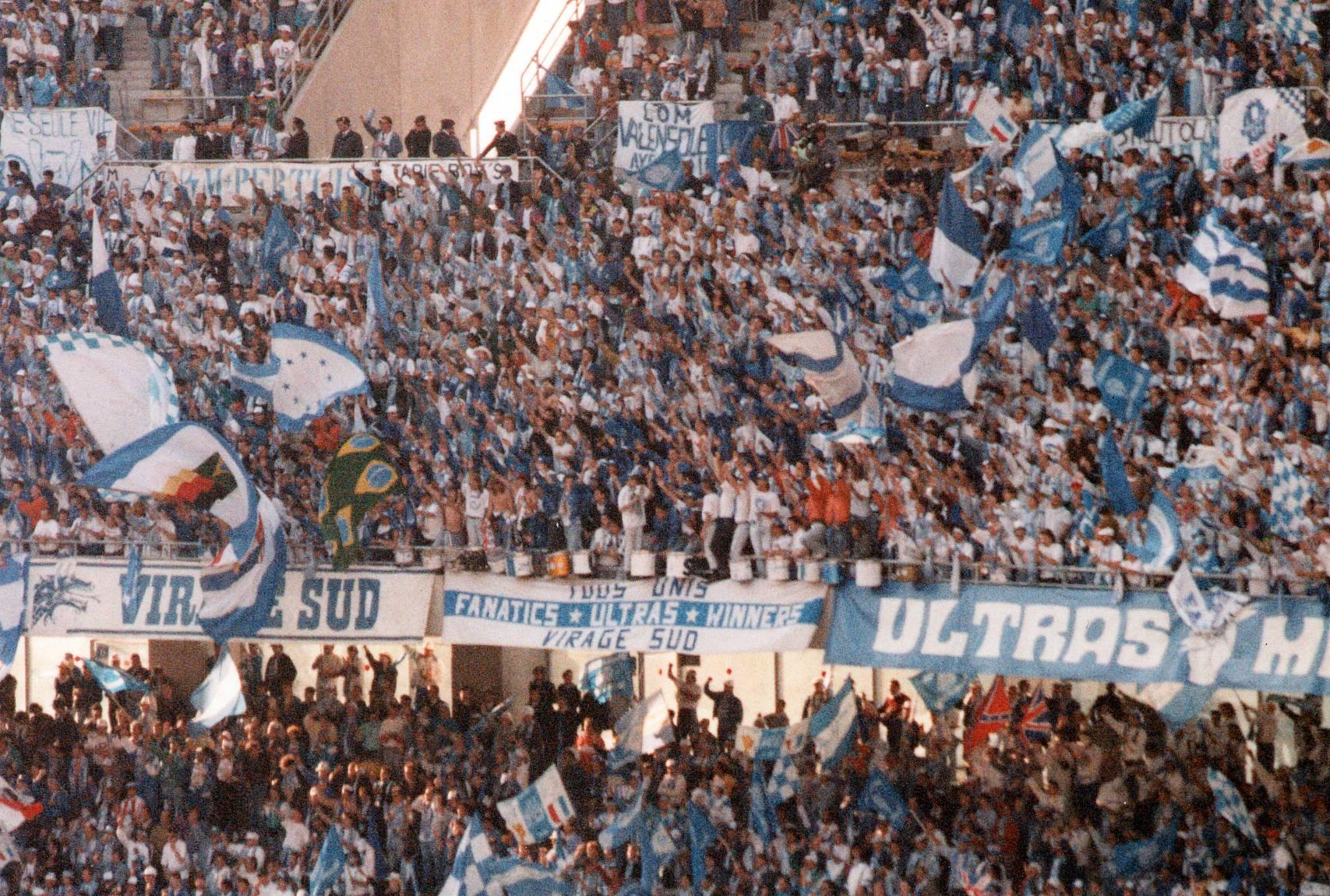 OM - ETOILE ROUGE BELGRADE finale coupe d'europe des clubs champions 1991