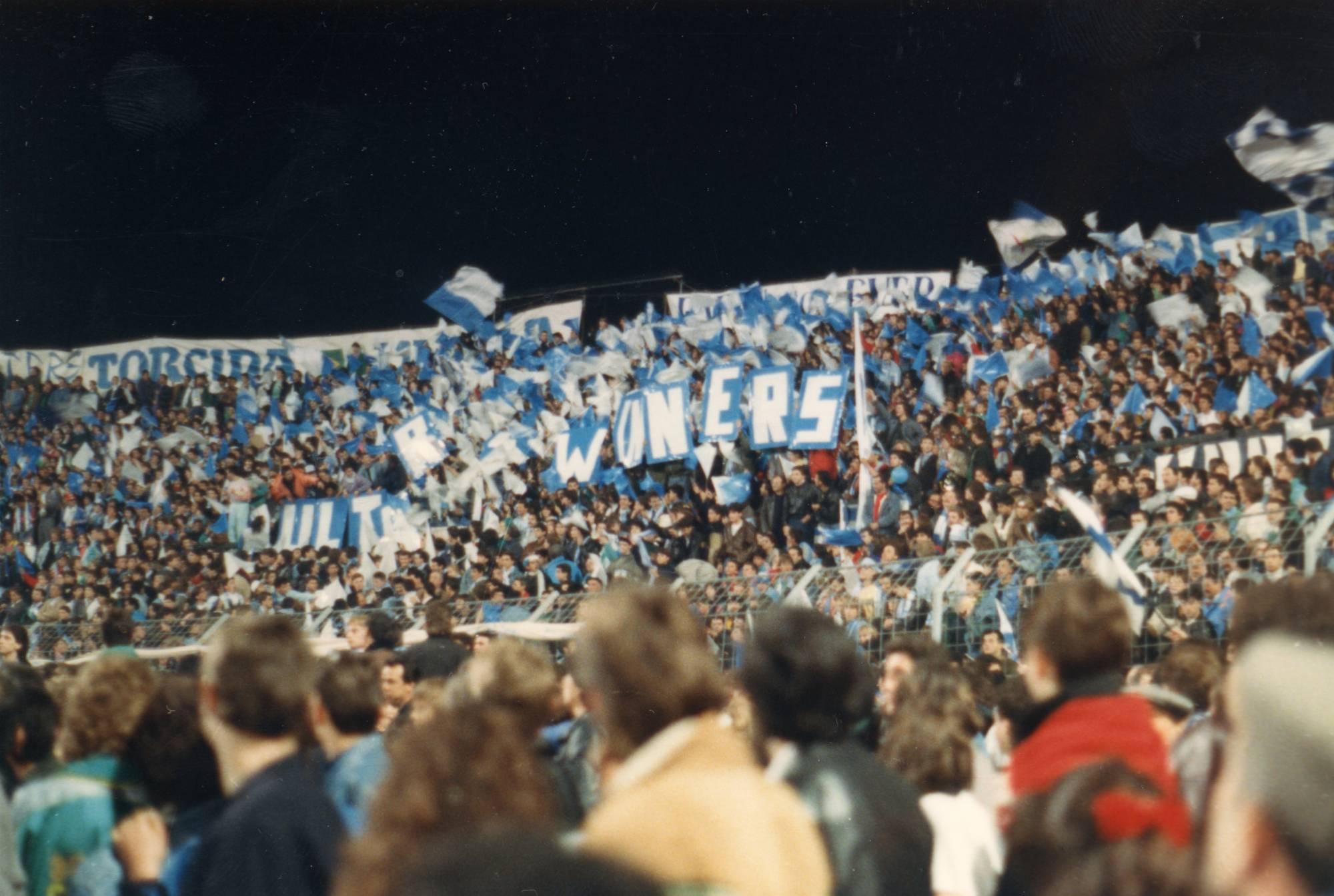 OM - BORDEAUX saison 1988/89