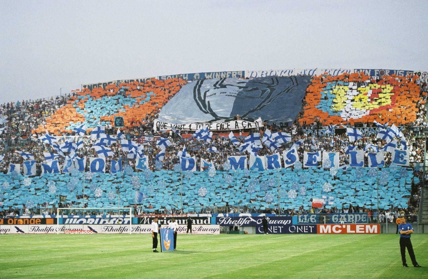 OM-Lyon saison 2002-2003