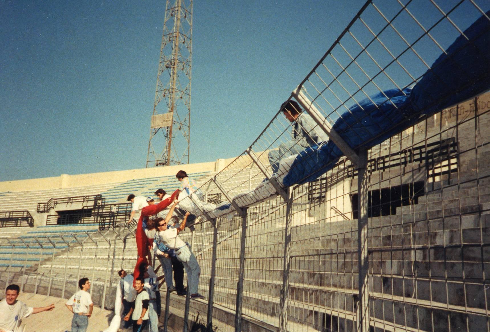 OM - PSG saison 1989/1990
