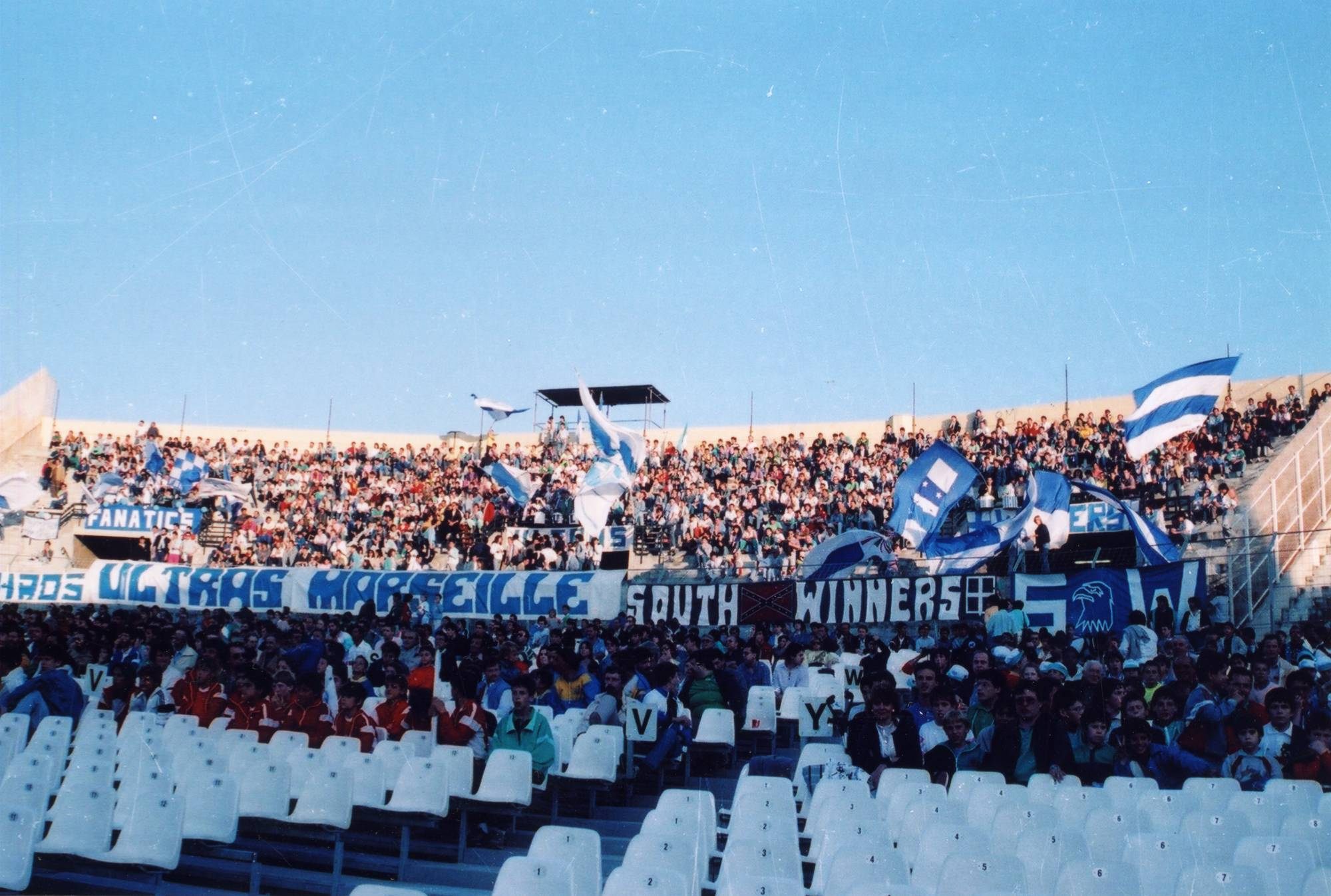 OM - PSG saison 1987/1988