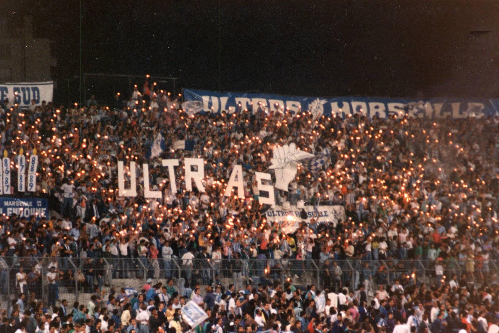 OM - ST Etienne saison 1989/1990