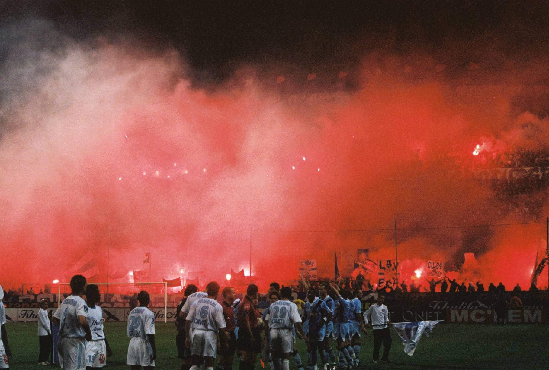 OM-Strasbourg saison 2002-2003