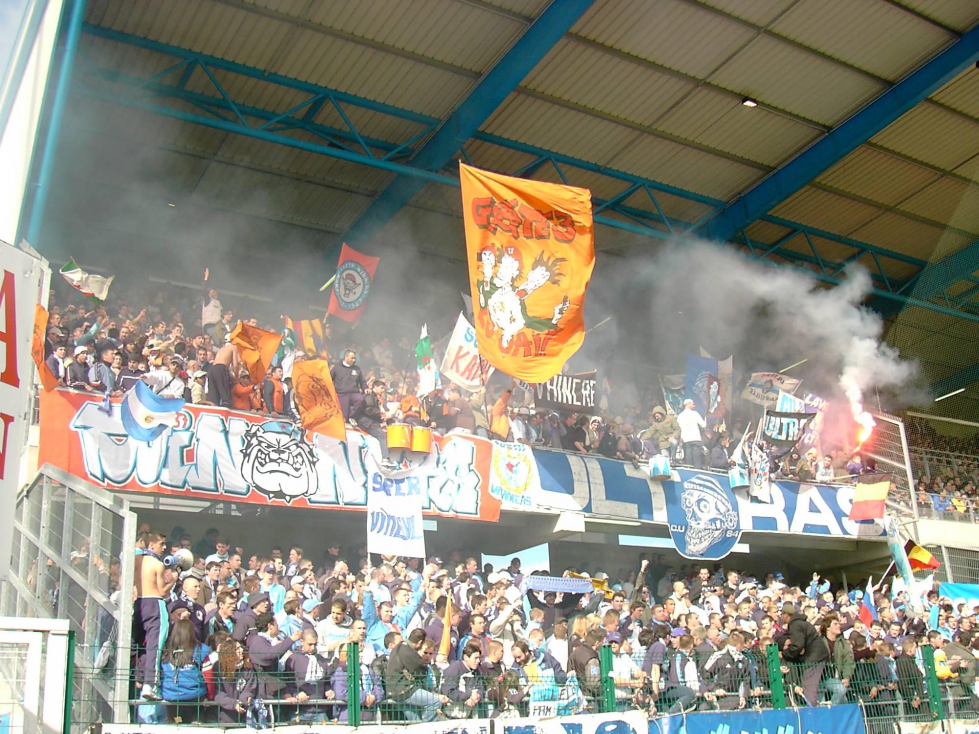 Troyes-OM saison 2002-2003