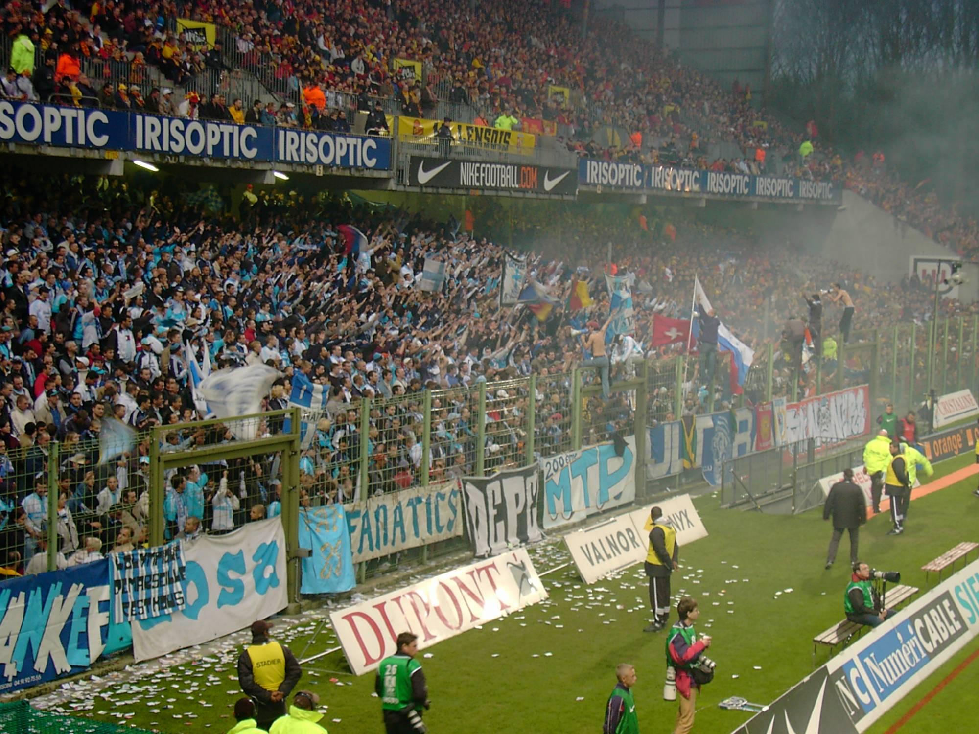 Lens-OM saison 2002-2003