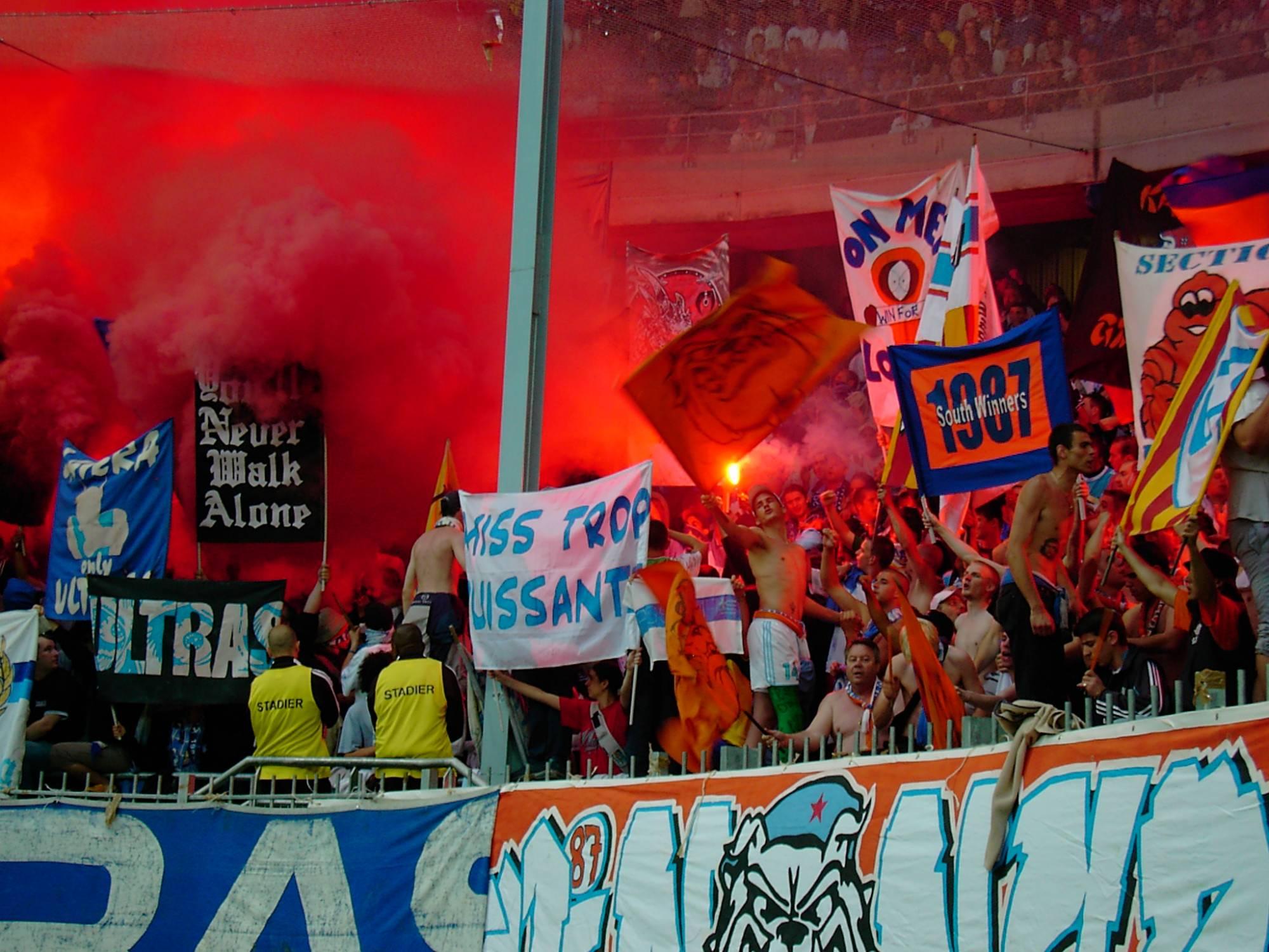 Sochaux-OM saison 2002-2003