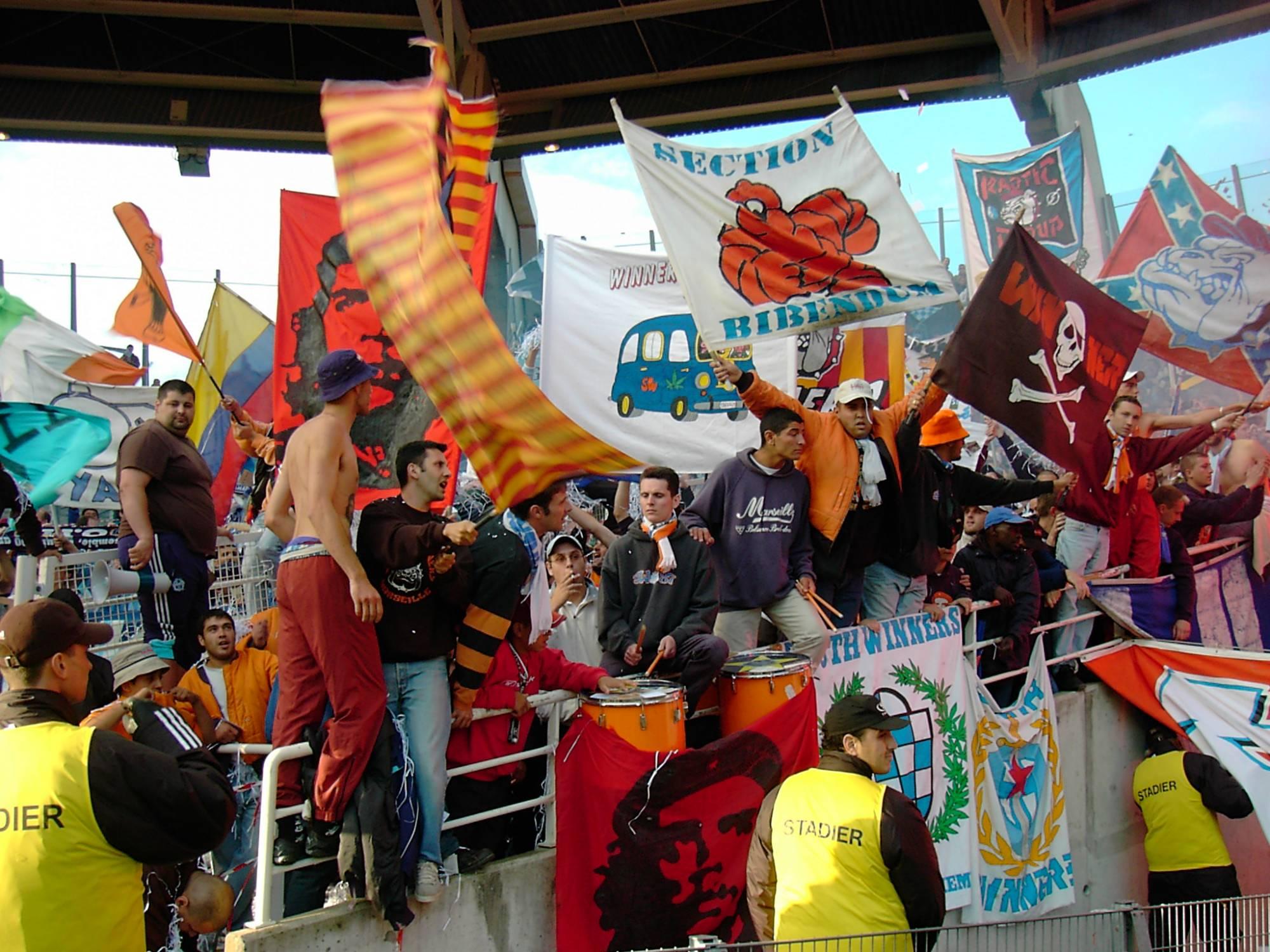 Nantes-OM saison 2002-2003