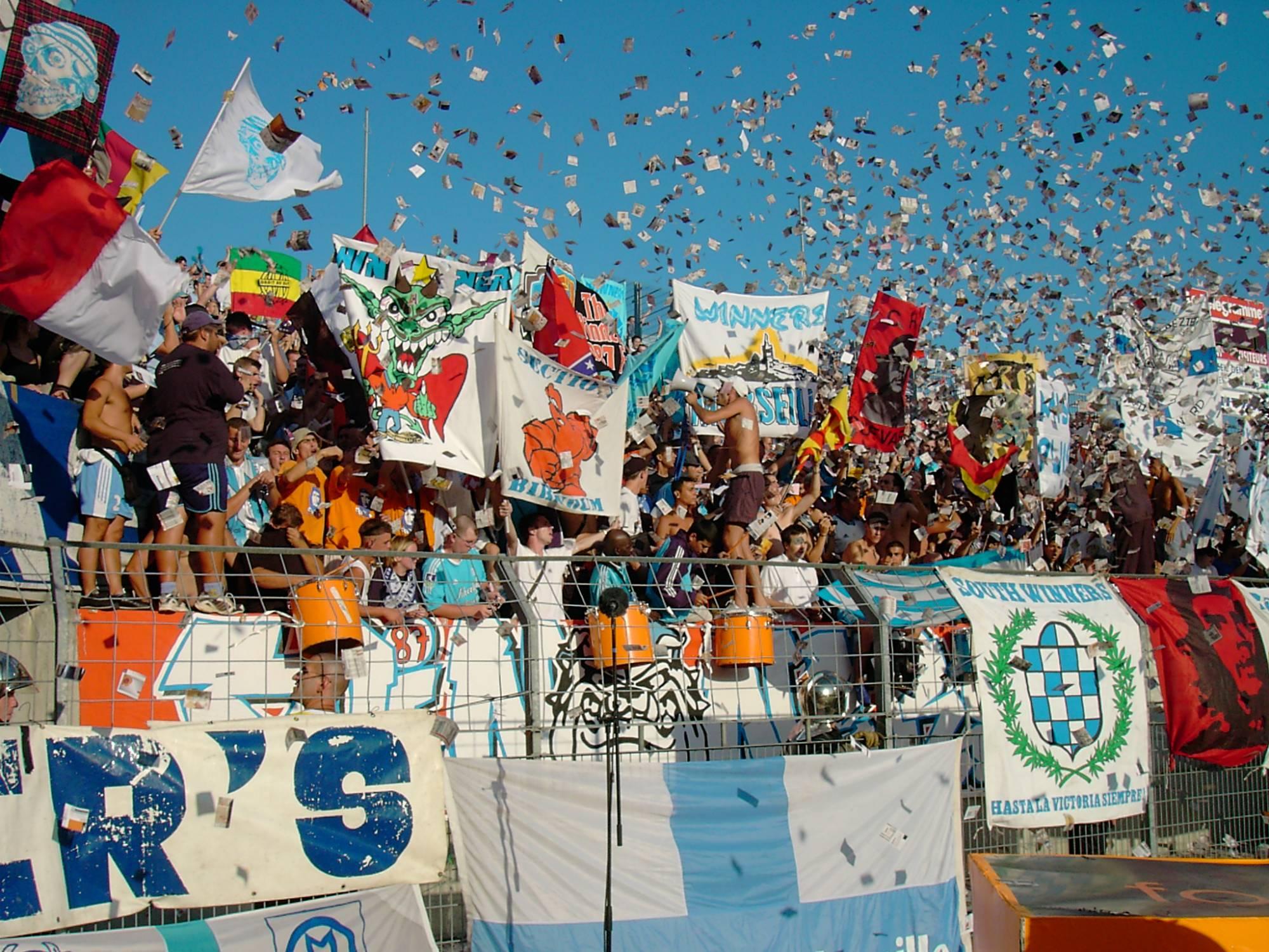 Guingamp-OM saison 2003/2004