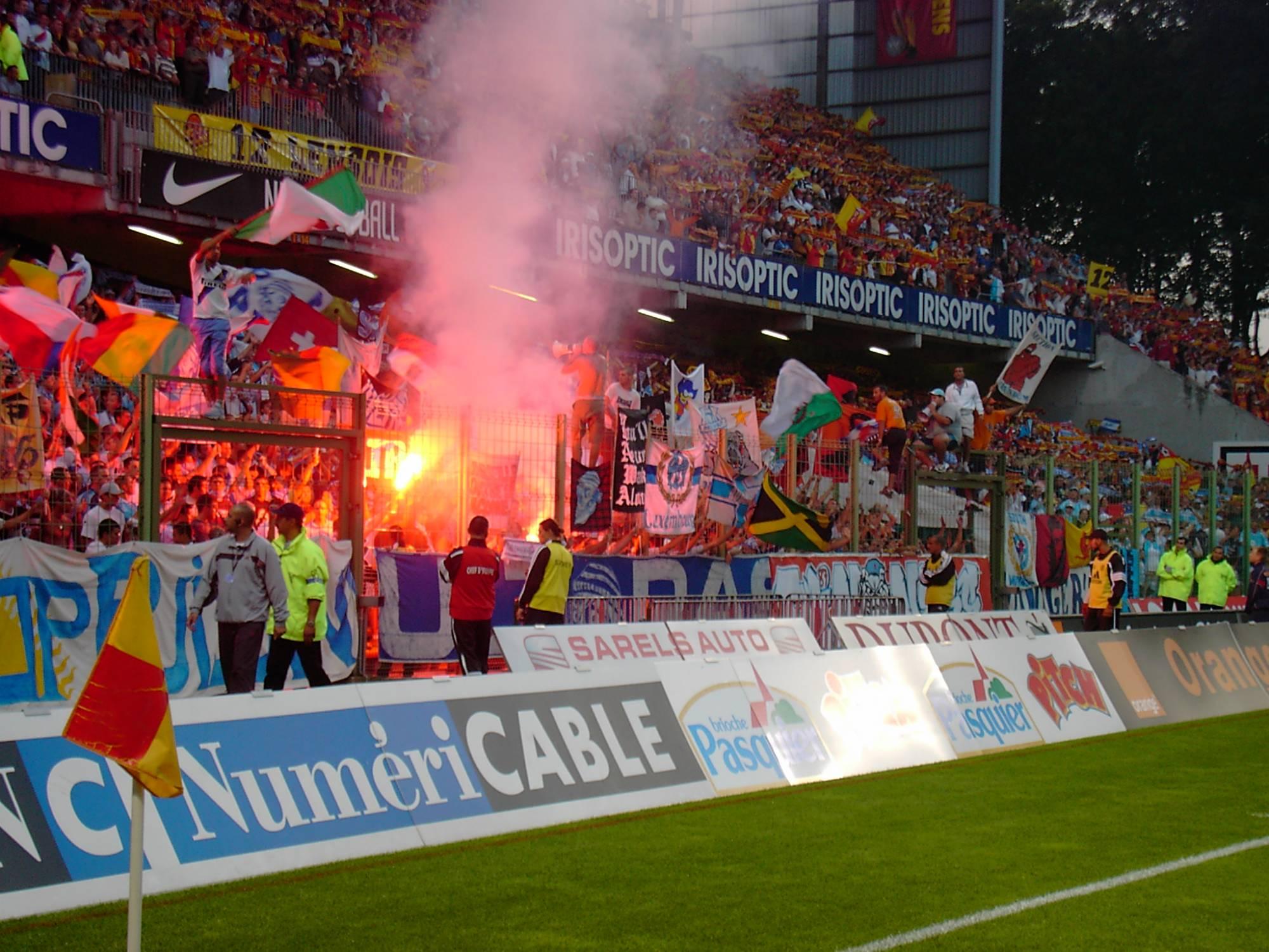 Lens-OM saison 2003/2004
