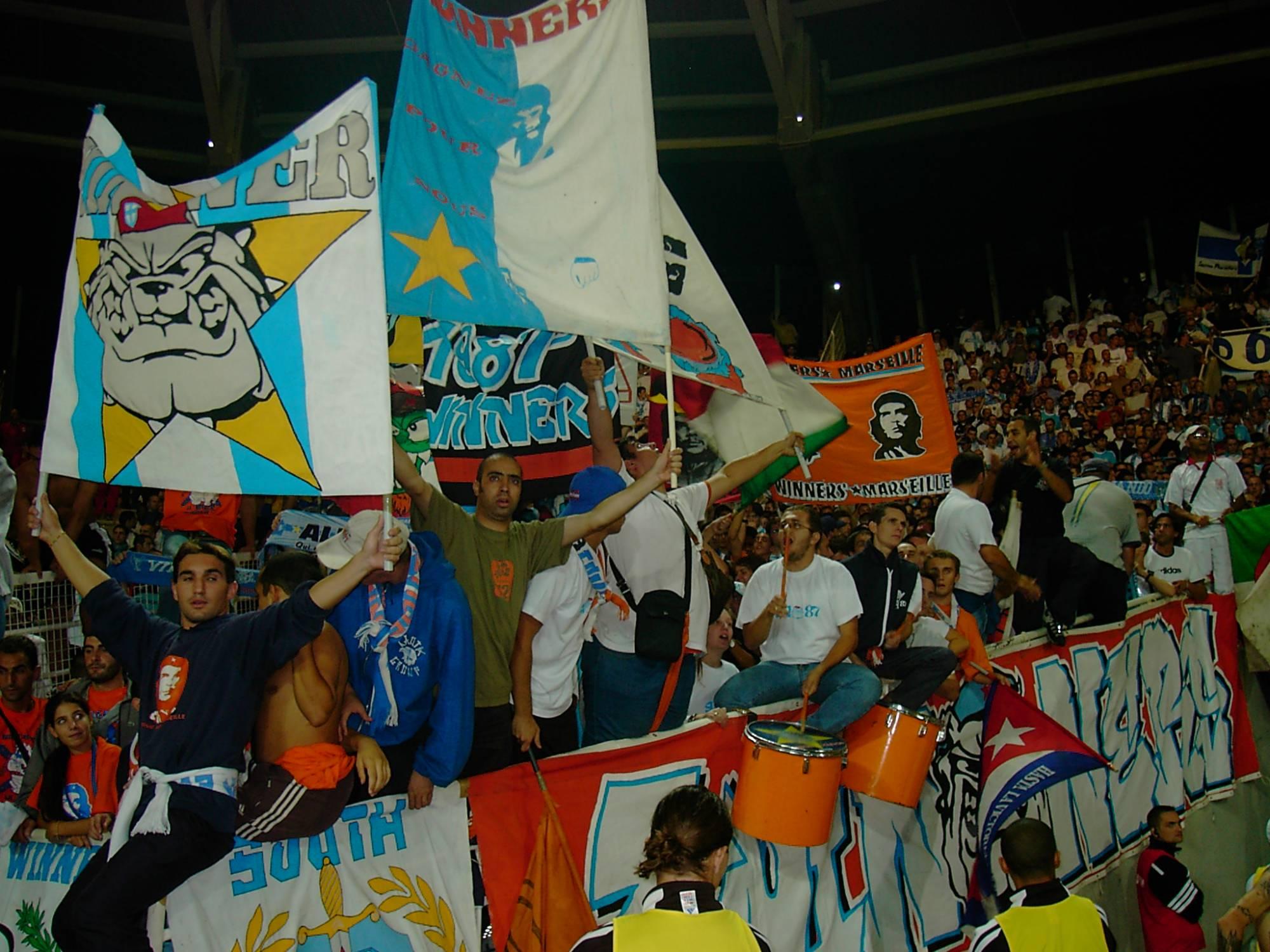 Nantes-OM saison 2003/2004