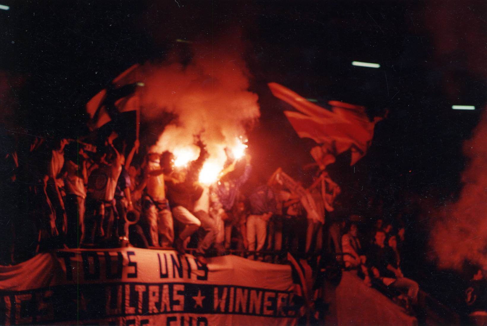 TOULOUSE - OM 1990/1991