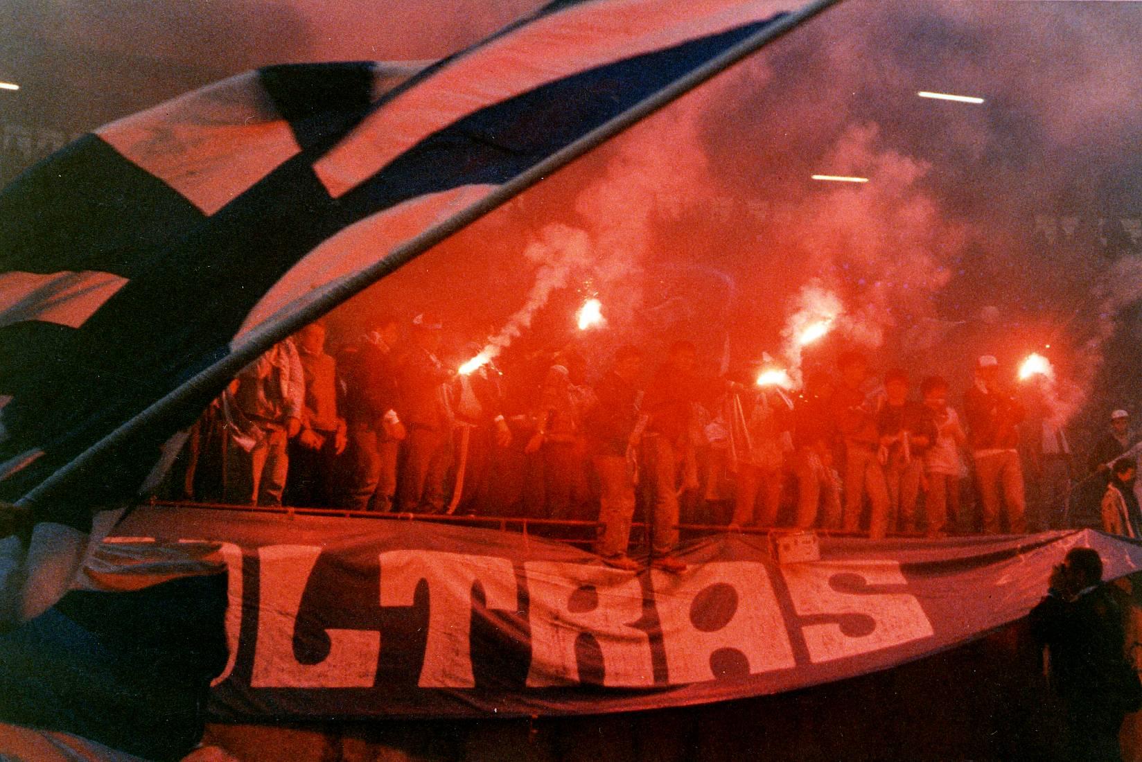 TOULOUSE - OM saison 1987/1988