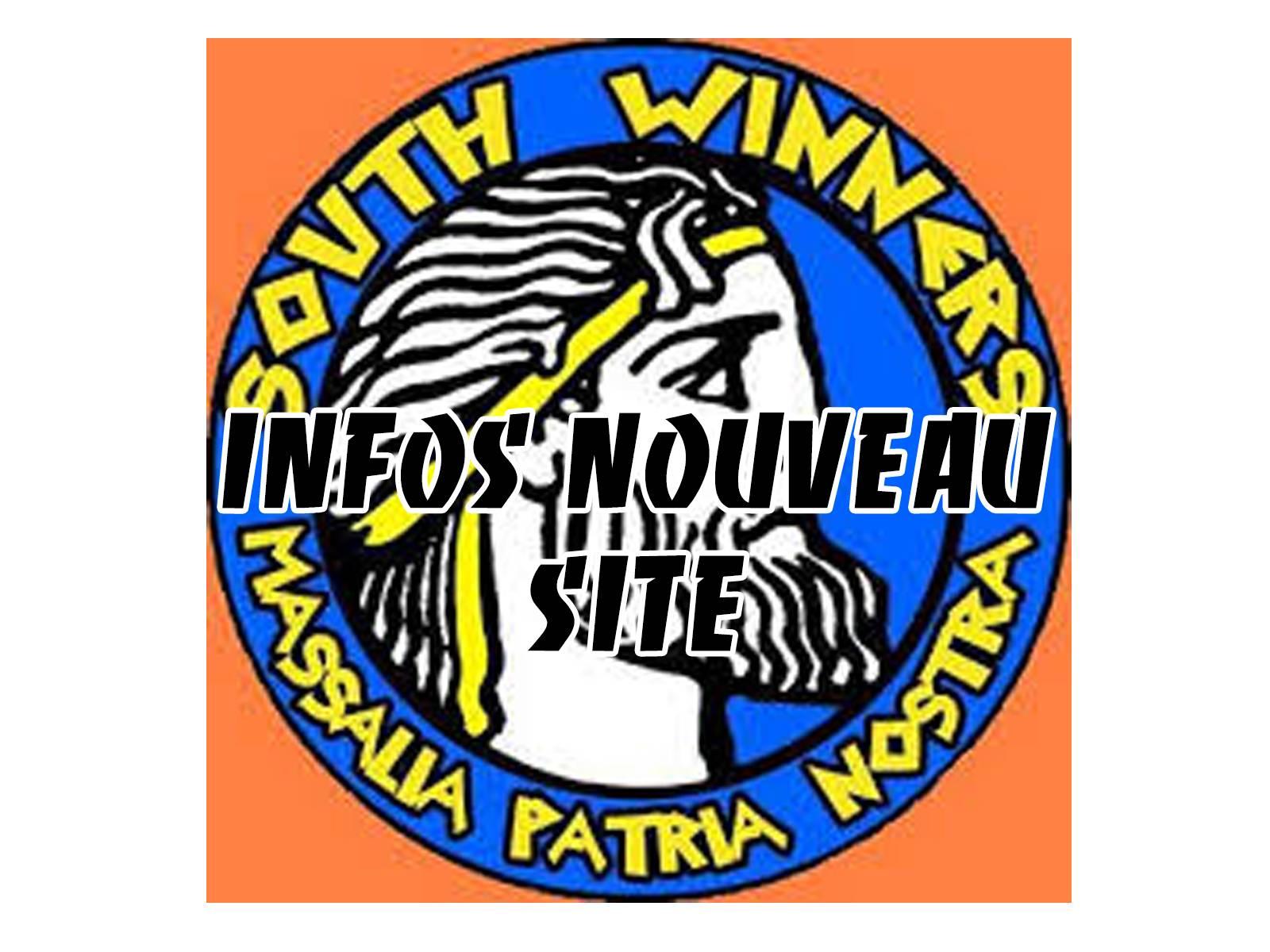 INFOS NOUVEAU SITE WINNERS